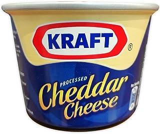 Kraft Processed Cheddar Cheese, 190 g