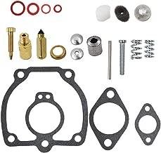 Autoparts Carburetor Repair Rebuild Kit for International Farmall IH H O4 W4 I4 HV Tractor
