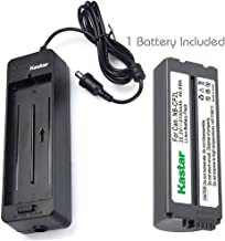 Kastar Battery x1 + Charger BG-CP200 for Canon NB-CP1L NB-CP2L & Compact Photo Printer SELPHY CP100 CP200 CP220 CP300 CP330 CP400 CP510 CP600 CP710 CP730 CP770 CP780 CP790 CP800 CP900 CP910 CP1200