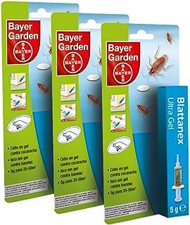 Bayer Garden Gel Anticucarachas Cebo contra Cucarachas 5