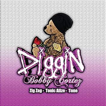 Diggin (feat. Zig Zag, Tonic Alize & Tone)