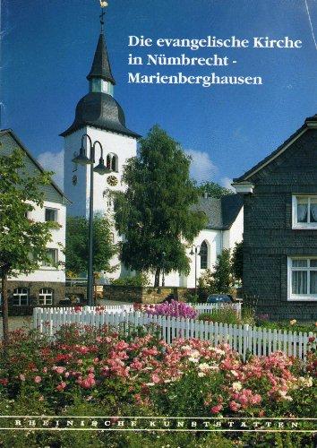 Die evangelische Kirche in Nümbrecht-Marienberghausen