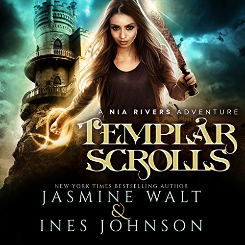 Templar Scrolls audiobook cover art