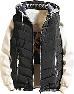 Kekebest Men's Zipper Waistcoat Jacket Slim Vest Casual Solid Sleeveless Tank 2019 New Winter Autumn Casual
