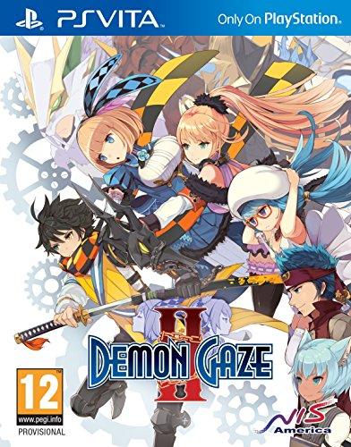 Demon Gaze II (PlayStation Vita) [Edizione: Regno Unito]