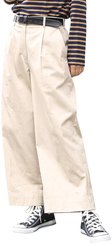 (コーエン) COEN チノセミワイド8分丈パンツ 76406019003