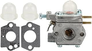 Harbot 753-06190 RM2510 Carburetor for Remington RM2520 RM2560 RM2570 RM2599 RM2750 MTD Murray M2500 M2510 String Trimmer WT-973