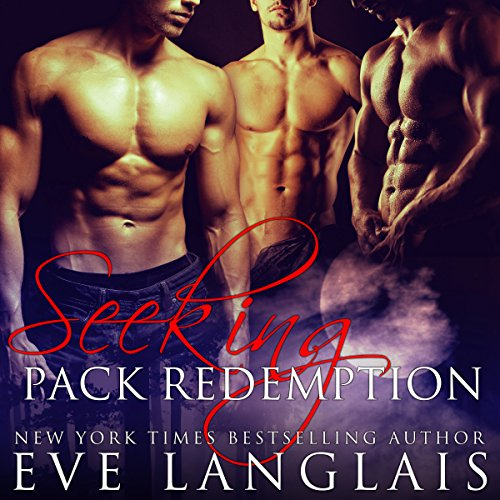 Seeking Pack Redemption audiobook cover art