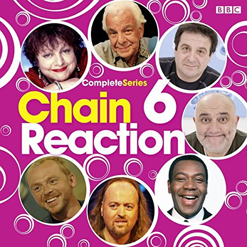 Chain Reaction: Complete Series 6 audiobook cover art