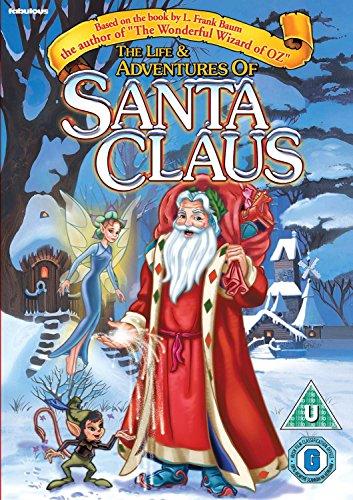 The Life & Adventures Of Santa Claus [DVD]