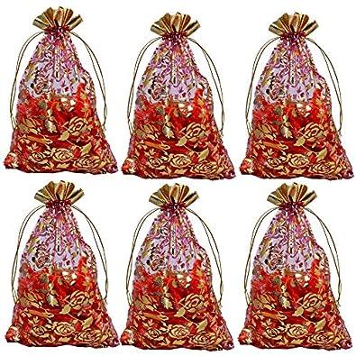 Evisha Potli Bag (Multicolour)