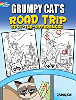 Grumpy Cat's Road Trip Spot-the-Differences
