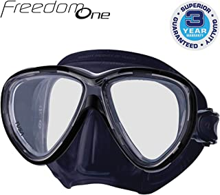 TUSA M-211 Freedom One Scuba Diving Mask