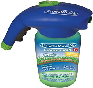 Hydro Mousse Liquid Lawn - Bermuda Grass Seed - Made in USA - Seed Like The Pros