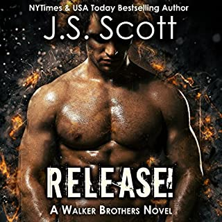 Release! audiobook cover art