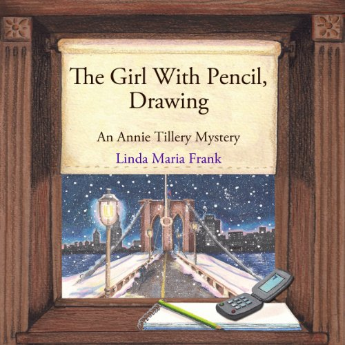Girl With Pencil, Drawing cover art