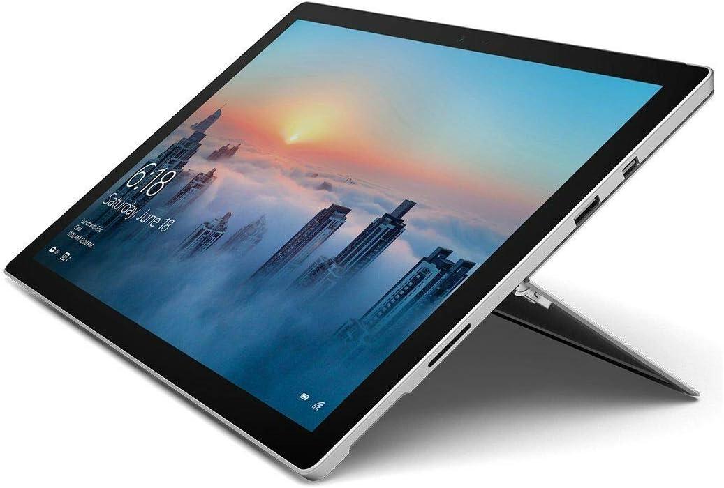 Latest Microsoft Surface Pro 4 (2736 x 1824) Tablet 6th Generation (Intel Core i5-6300U, 8GB Ram, 256GB SSD, Bluetooth, Dual Camera) Windows 10 Professional (Renewed)