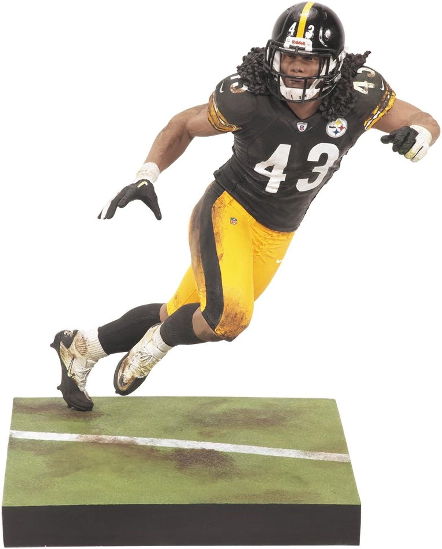 al precio mas bajo NFL NFL NFL Pittsburgh Steelers McFarlane 2012 Series 29 Troy Polamalu Acción Figura by Unknown  Envio gratis en todas las ordenes