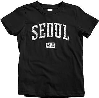 Smash Transit Kids Seoul Korea T-Shirt