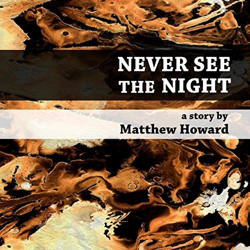 Never See the Night cover art