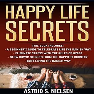 Happy Life Secrets cover art