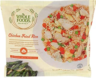 Whole Foods Market, Chicken Fried Rice, 20 oz, (Frozen)