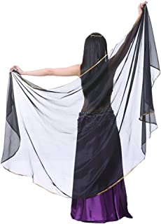 chiffon veil