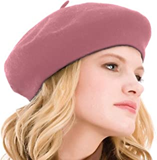 66490cf63 Amazon.com: Pinks - Berets / Hats & Caps: Clothing, Shoes & Jewelry