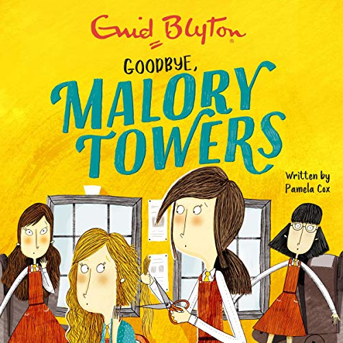 Malory Towers: Goodbye cover art