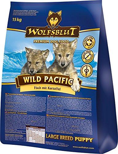 Wolfsblut Wild Pacific Puppy Large, 1er Pack (1 x 2 kg)