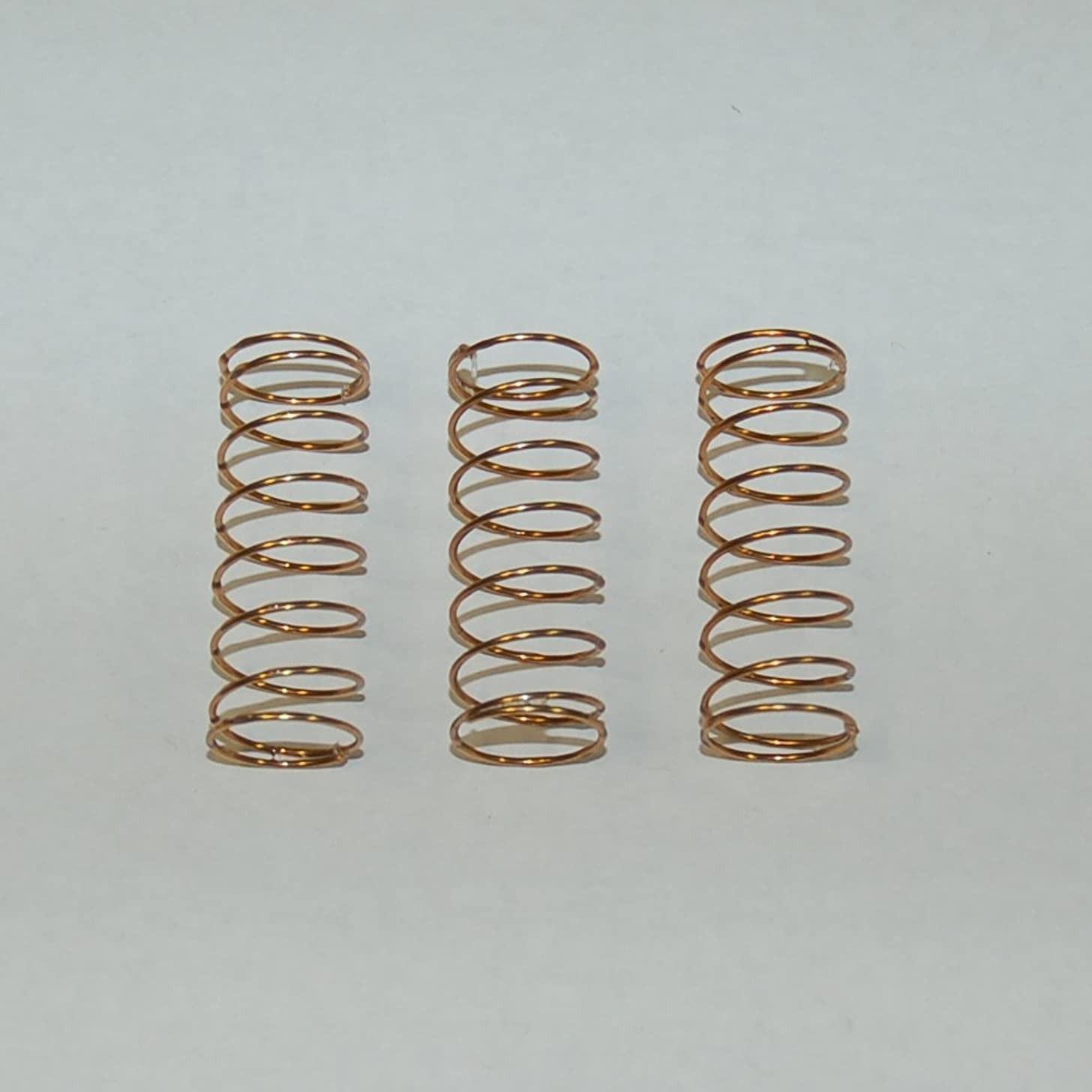 Yamaha Genuine Valve Piston Spring Baritone Euphonium Tuba - Set of 3 Springs