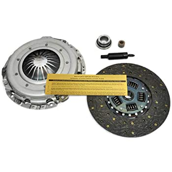 Amazon Com Eft Hd Clutch Kit Works With Gmc Chevy Truck C K P V R