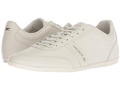 Lacoste Storda 318 3 US (Off-White/Off-White) Men