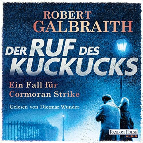 Page de couverture de Der Ruf des Kuckucks