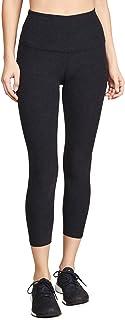 Women's Spacedye High Waist Capri Leggings