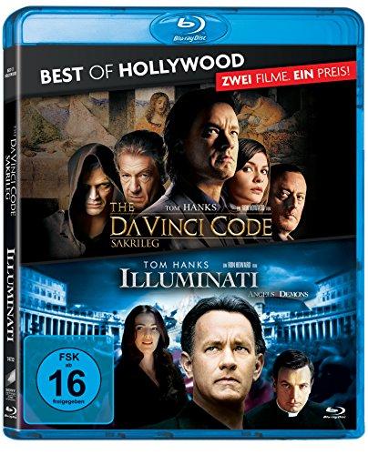 Illuminati/The Da Vinci Code - Sakrileg - Best of Hollywood/2 Movie Collector's Pack 52 [Blu-ray]