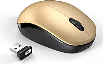 seenda Wireless Mouse with Nano USB Receiver Noiseless 2.4G Wireless Mouse Portable..