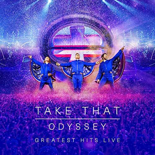 『Odyssey: Greatest Hits Live [Blu-ray]』のトップ画像