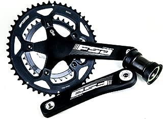 FSA Omega BB30/PF30 Compact Road Bike Crankset + PF30 BB 170 50/34T New