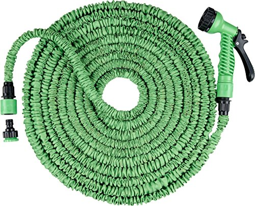 Tubo magico estensibile da 2,5 a 7,5 mt Con lancia a 7 funzioni Raccordi rapidi.