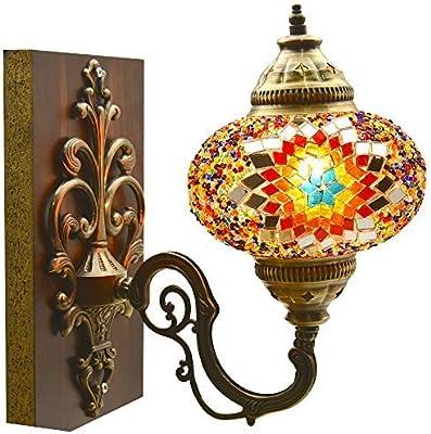 Sconces,Arabian Mosaic Lamps, Moroccan Lantern,Turkish Light, Mosaic lighting,Flooring