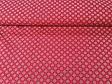 Swafing Baumwolle Kim Webware, Blüten, pink-grau Ökotex