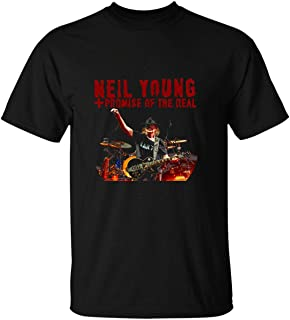 Promise of The Real Concert Tour Neil Young Unisex T-Shirt Sweatshirt
