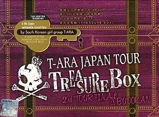 T-ARA Japan Tour 2013 ~Treasure Box~ Live in Budokan (2DVD)