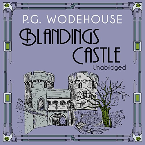 Blandings Castle cover art
