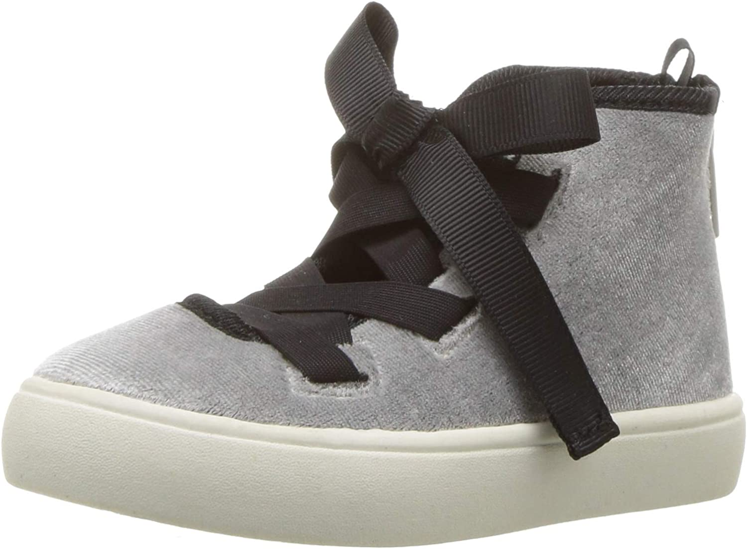 Carter's Unisex-Child Girl's Anisha Sale special price High-top Grey Casual Very popular Ballet
