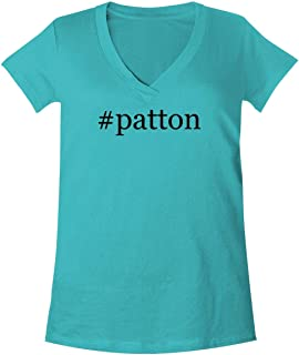 The Town Butler #Patton - A Soft & Comfortable Women's V-Neck T-Shirt