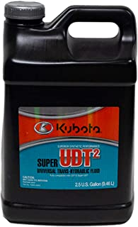 kubota super udt oil
