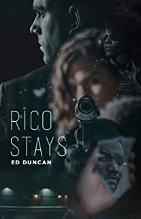 Rico Stays (Pigeon-Blood Red)