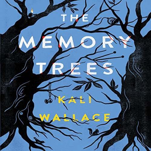 The Memory Trees audiobook cover art